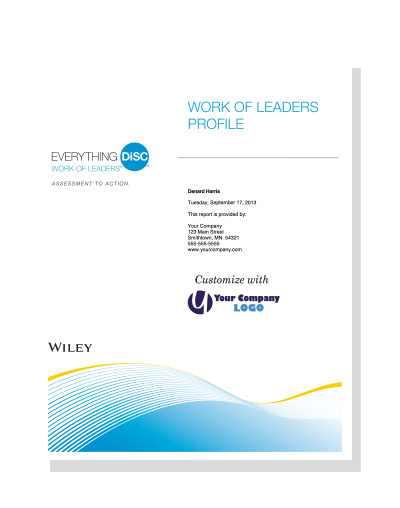 Work of Leaders Profile