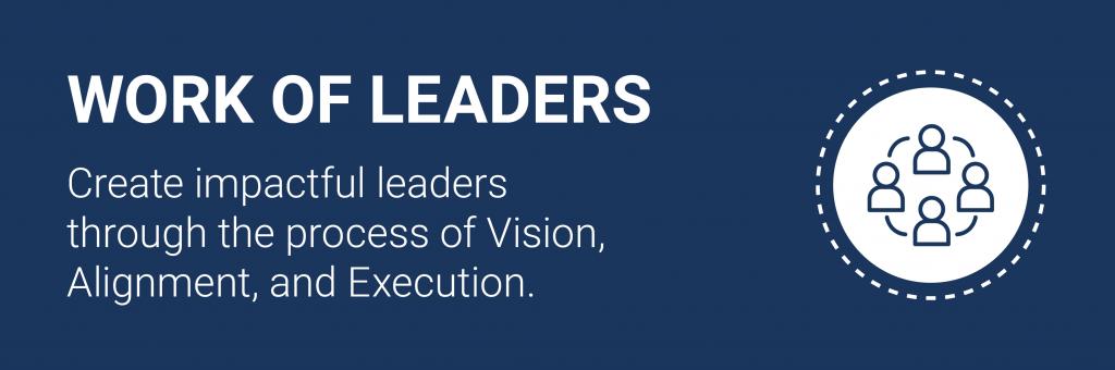 Work Of Leaders banner
