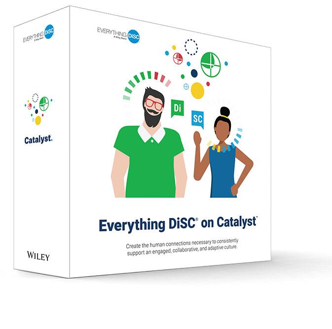 Everything DiSC on Catalyst Training Kit box