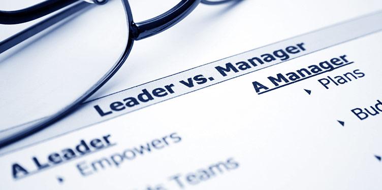 Leadership cersus Management