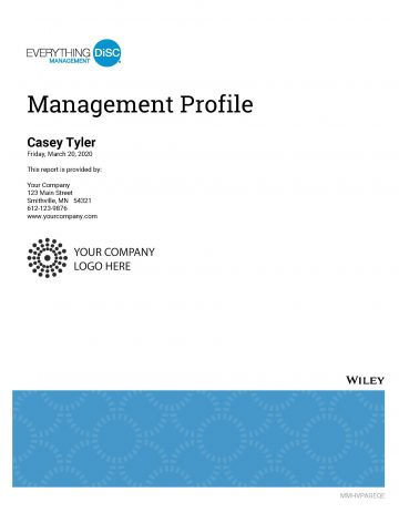 Everything-DiSC-Management-Profile
